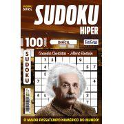 Sudoku Hiper Ed. 56 - Difícil - Só Jogos 9x9 - Grandes Cientistas - Albert Einstein