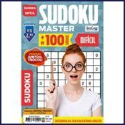 Sudoku Master Ed. 07 - Difícil - Só Jogos 9x9