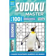 Sudoku Master Ed. 15 - Médio/Difícil - Só jogos 9x9