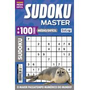 Sudoku Master Ed. 16 - Médio/Difícil - Só jogos 9x9 - Foca