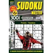 Sudoku Master Ed. 28 - Médio/Difícil - Só jogos 9x9 - Períodos - Kamakura