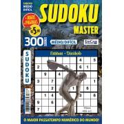 Sudoku Master Ed. 29 - Médio/Difícil - Só jogos 9x9 - Período - Estátuas - Discóbolo