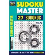 Sudoku Master Ed. 35 - Muito Difícil - SÓ SUPER DESAFIO - COM LETRAS E NÚMEROS