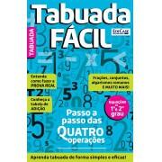 Tabuada Fácil Ed. 04 - Passo a Passo das Quatro Operações