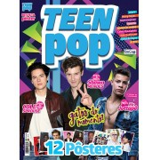 Teen Pop Ed. 01 - 12 Pôsteres