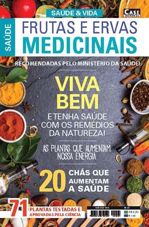 Saúde e Vida - Edição 01  - Case Editorial