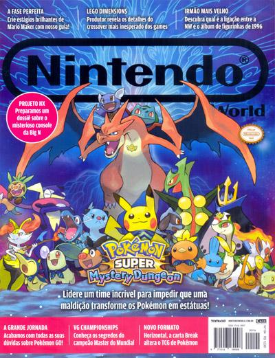Nintendo World - Edição 194  - Case Editorial