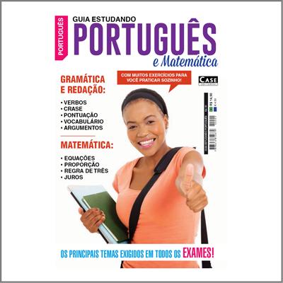 Guia Estudando Português - Edição 01  - Case Editorial