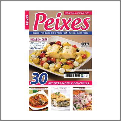 Cozinhando Sem Segredos - Edição 06  - Case Editorial