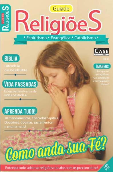 Guia de Religiões - Edição 01  - Case Editorial