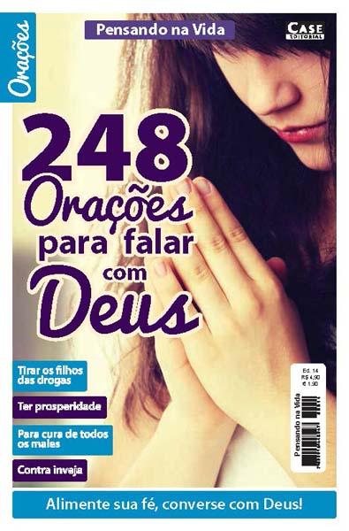 Pensando na Vida - Edição 14  - Case Editorial