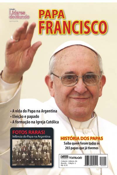 Coleção Líderes do Mundo - Edição 01  - Case Editorial