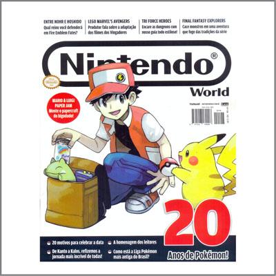Nintendo World - Edição 196  - EdiCase Publicações