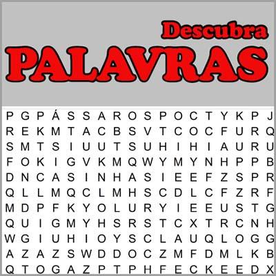 Descubra Palavras  - EdiCase Publicações