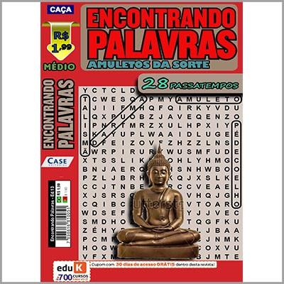 Encontrando Palavras  - EdiCase Publicações