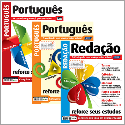 Português Que Você Precisa Saber  - Case Editorial