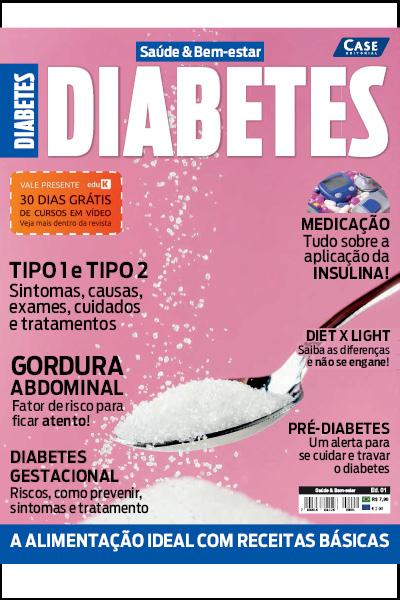 Saúde e Bem-Estar - Edição 01  - Case Editorial