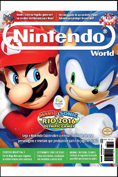 Nintendo World - Edição 198  - Case Editorial