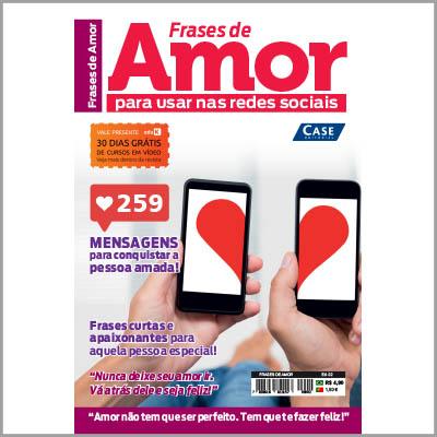 Frases de Amor - Edição 02  - EdiCase Publicações