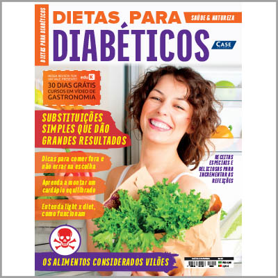 Saúde & Natureza - Edição 02  - Case Editorial