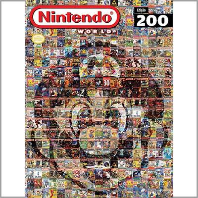 Nintendo World - Edição 200  - Case Editorial