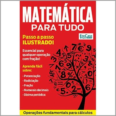Matemática Para Tudo  - Case Editorial