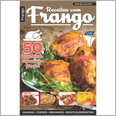 Arte de Cozinhar Ed. 01 - Receitas com Frango  - Case Editorial