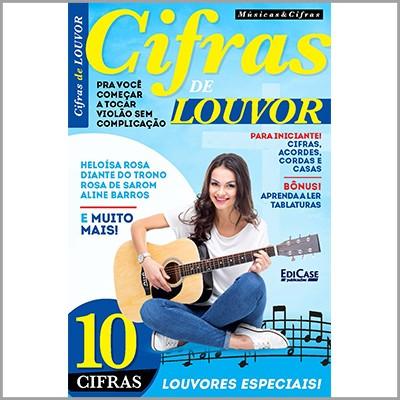 Músicas e Cifras Ed. 16 - Cifras de Louvor  - Case Editorial
