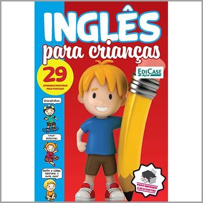 Inglês Para Crianças - Ed. 01  - EdiCase Publicações