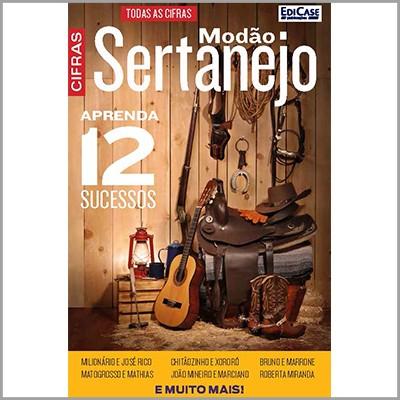 Todas as Cifras - Ed. 31 (Modão Sertanejo)  - Case Editorial