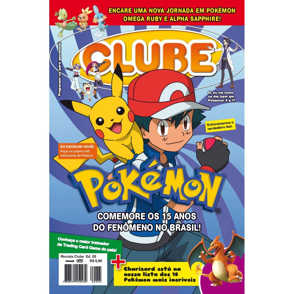 Revista Clube - Edição 05  - Case Editorial