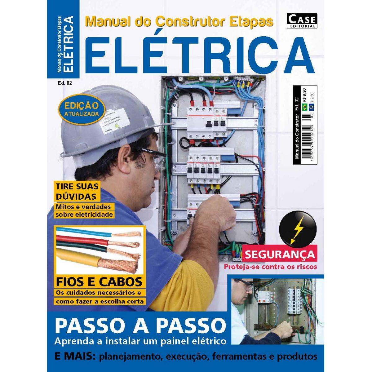 Manual do Construtor - Edição 02 - EDIÇÃO ATUALIZADA - VERSÃO PARA DOWNLOAD  - EdiCase Publicações