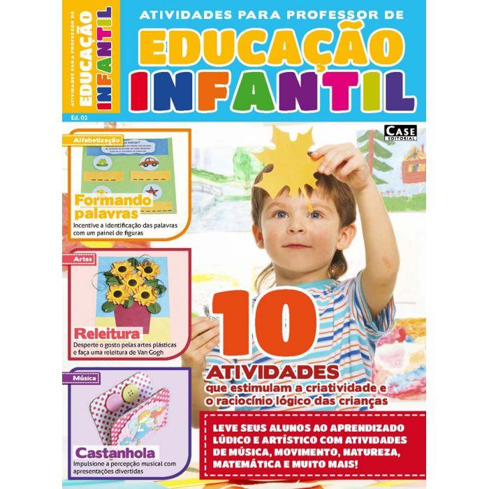 Atividades para Professor de Educação Infantil - Escolha sua Edição - VERSÃO PARA DOWNLOAD  - Case Editorial