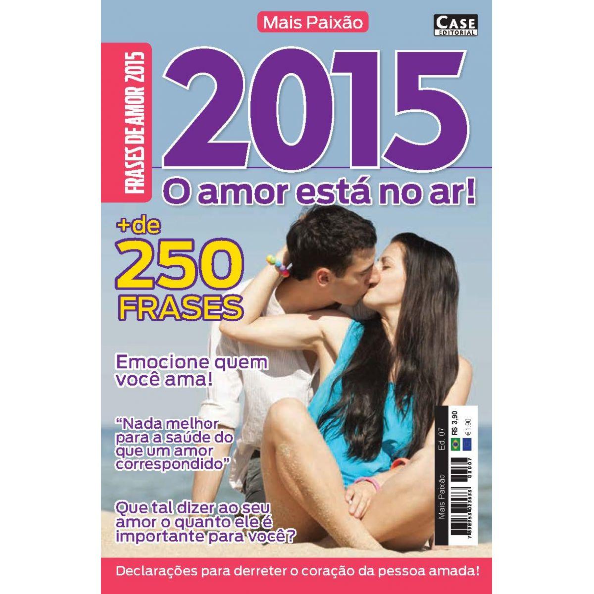 Mais Paixão - Edição 07  - Case Editorial