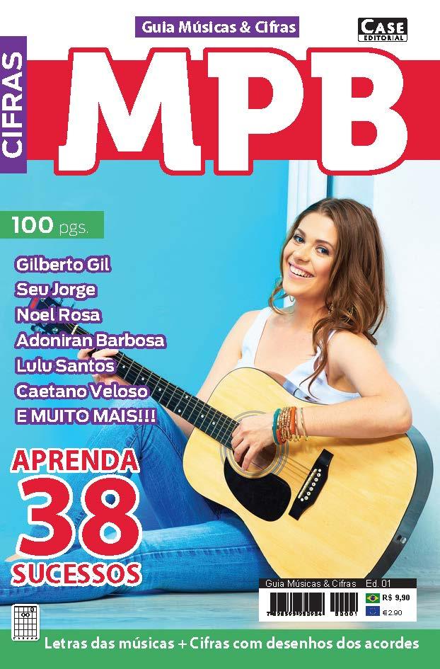 Guia Músicas & Cifras - Edição 01  - Case Editorial