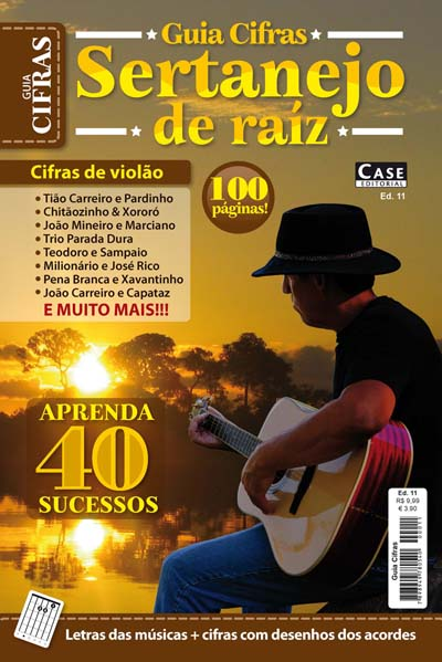 Guia Cifras - ESCOLHA SUA EDIÇÃO  - Case Editorial