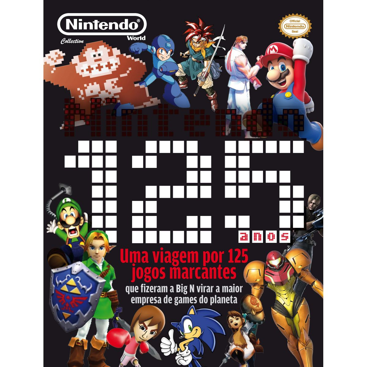 Nintendo World Collection - Edição 04 - VERSÃO PARA DOWNLOAD  - Case Editorial