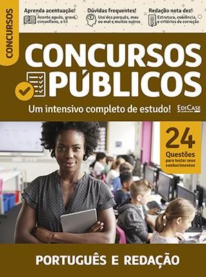 Concursos Públicos Ed. 02 - Português e Redação  - EdiCase Publicações