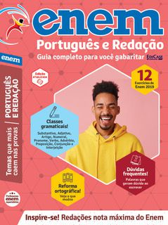 Livro ENEM 2020 Ed. 01 - Português e Redação - PRODUTO DIGITAL (PDF)  - EdiCase Publicações