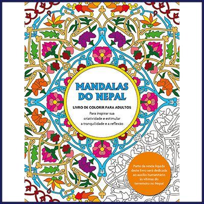 Mandalas do Nepal Ed. 01  - Case Editorial