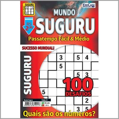 Mundo Suguru  - Case Editorial