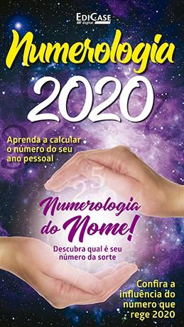 Numerologia 2020 Ed. 01 - Numerologia do Nome - PRODUTO DIGITAL (PDF)  - EdiCase Publicações