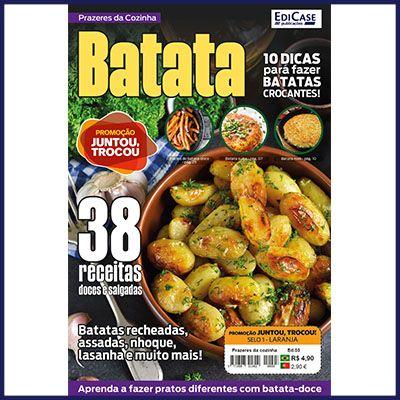 Prazeres da Cozinha Ed. 03 - Batata  - Case Editorial
