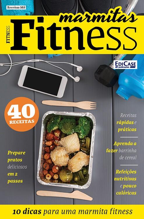 Receitas Mil Ed. 07 - Marmitas Fitness  - EdiCase Publicações