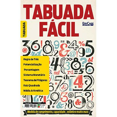 Tabuada Fácil Ed. 03  - Case Editorial