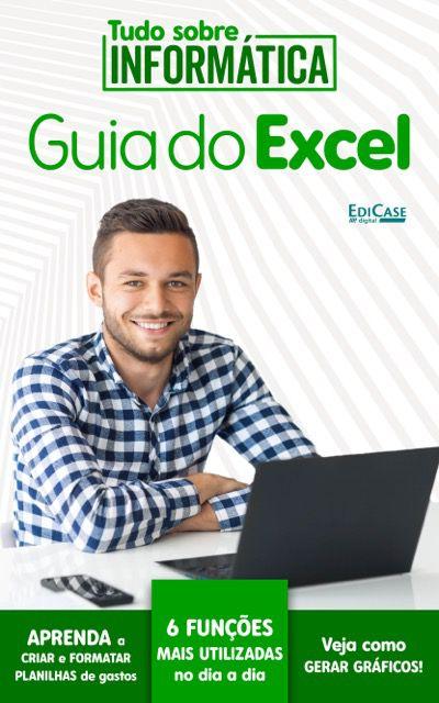 Tudo Sobre Informática Ed. 02 - Guia do Excel - PRODUTO DIGITAL (PDF)  - EdiCase Publicações