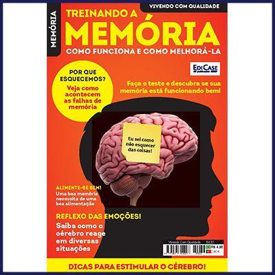 Vivendo com Qualidade Ed. 32 - Treinando a Memória  - EdiCase Publicações