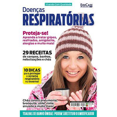 Vivendo Com Qualidade Ed. 33 - Doenças Respiratórias  - EdiCase Publicações