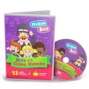 DVD BITA E O CORPO HUMANO