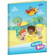 Caderno Brochura Grande - Tema: Praia